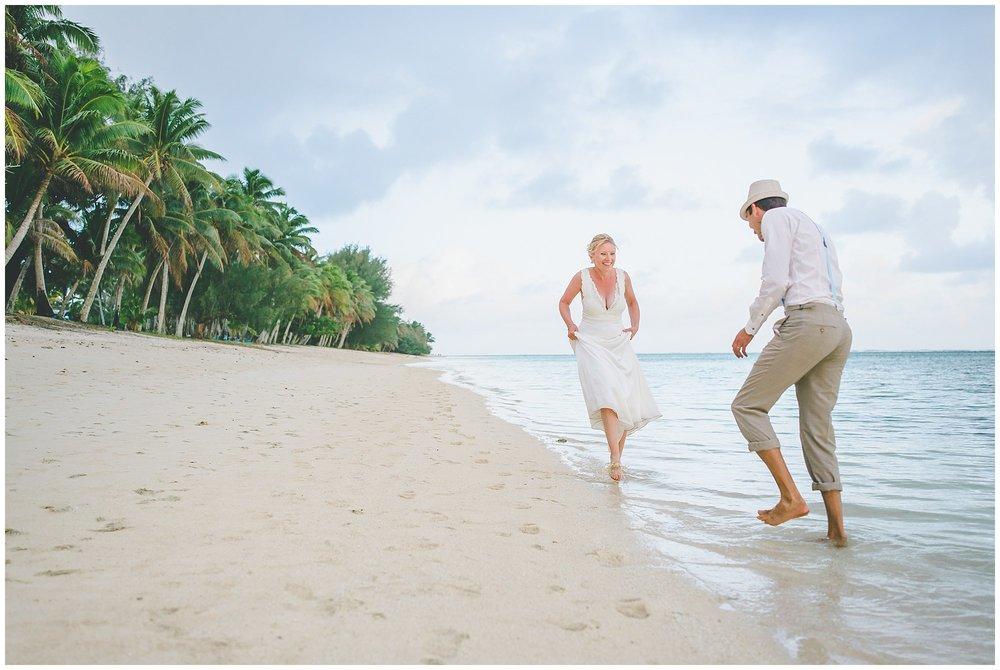 best aitutaki wedding photographer