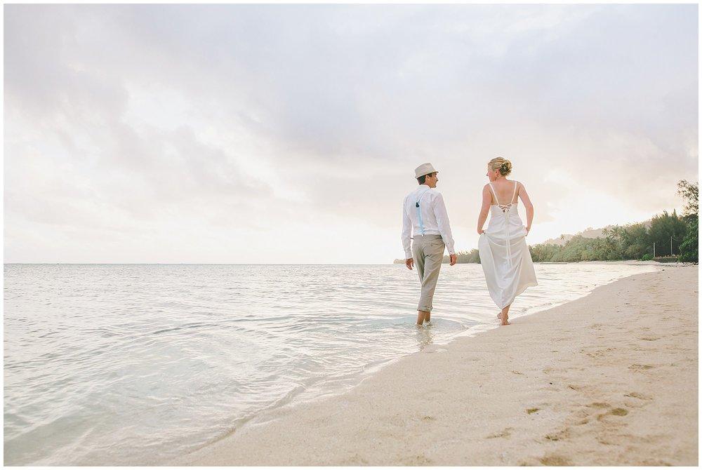 best rarotonga wedding photographer