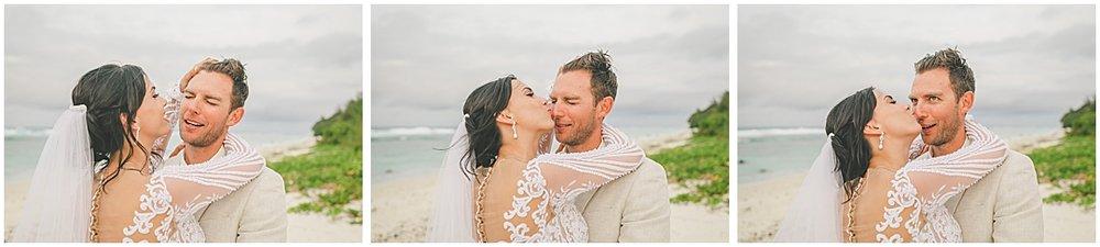 intimate wedding rarotonga