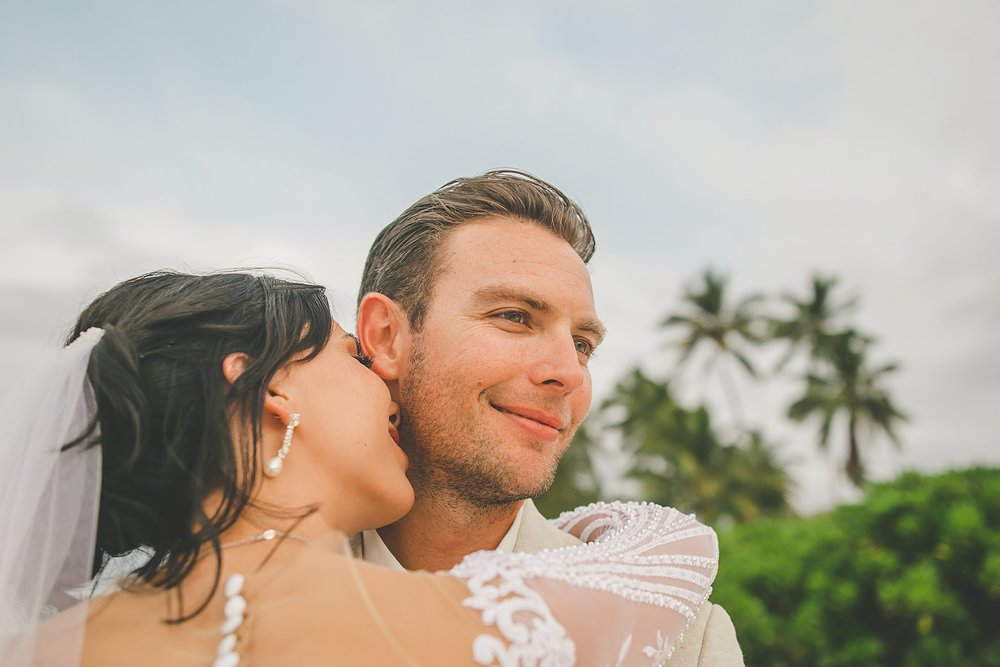rarotonga wedding photographer