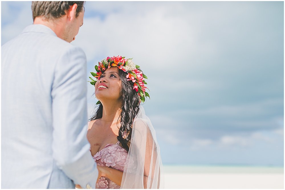 cheap weddings rarotonga