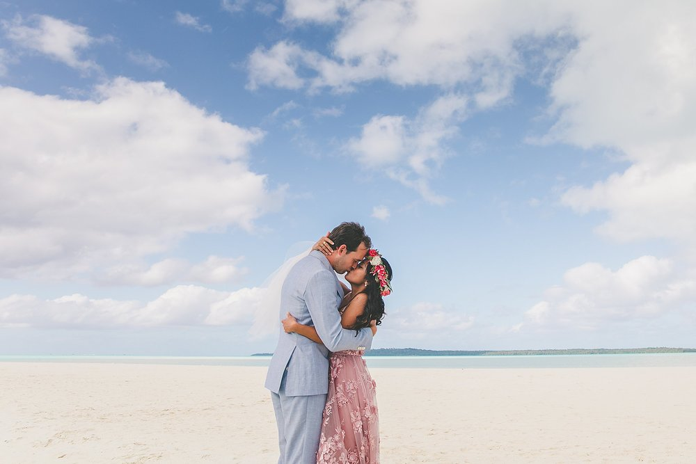 weddings aitutaki
