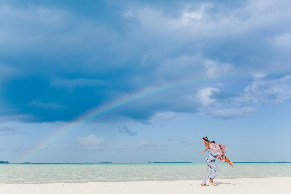 wedding photographer cook islands