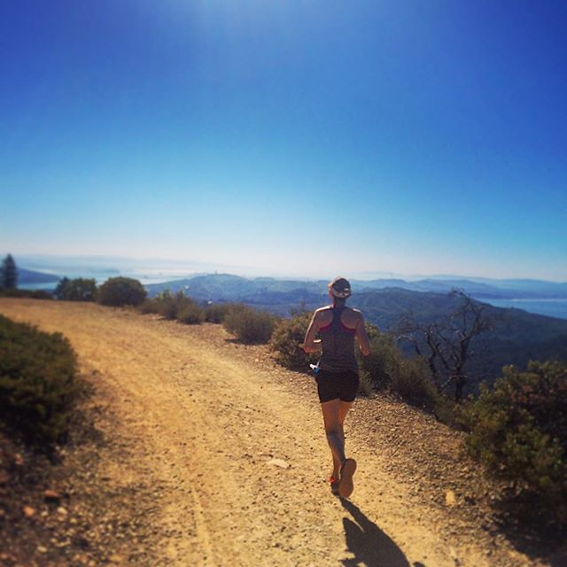 Making the most out of these long summer days. #wheredoyoukooee #mttam #trailtuesday