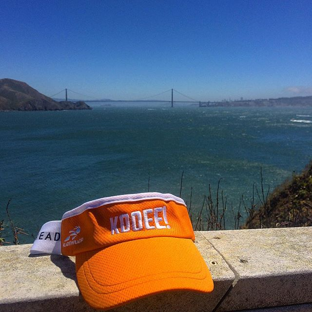 Happy Sunday! Of all the outlooks of this famous bridge, we think this one is the best. Any guesses where this is? #wheredoyoukooee #sundayfunday #ggbridge