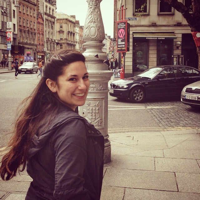 Roaming the streets of Dublin 2015