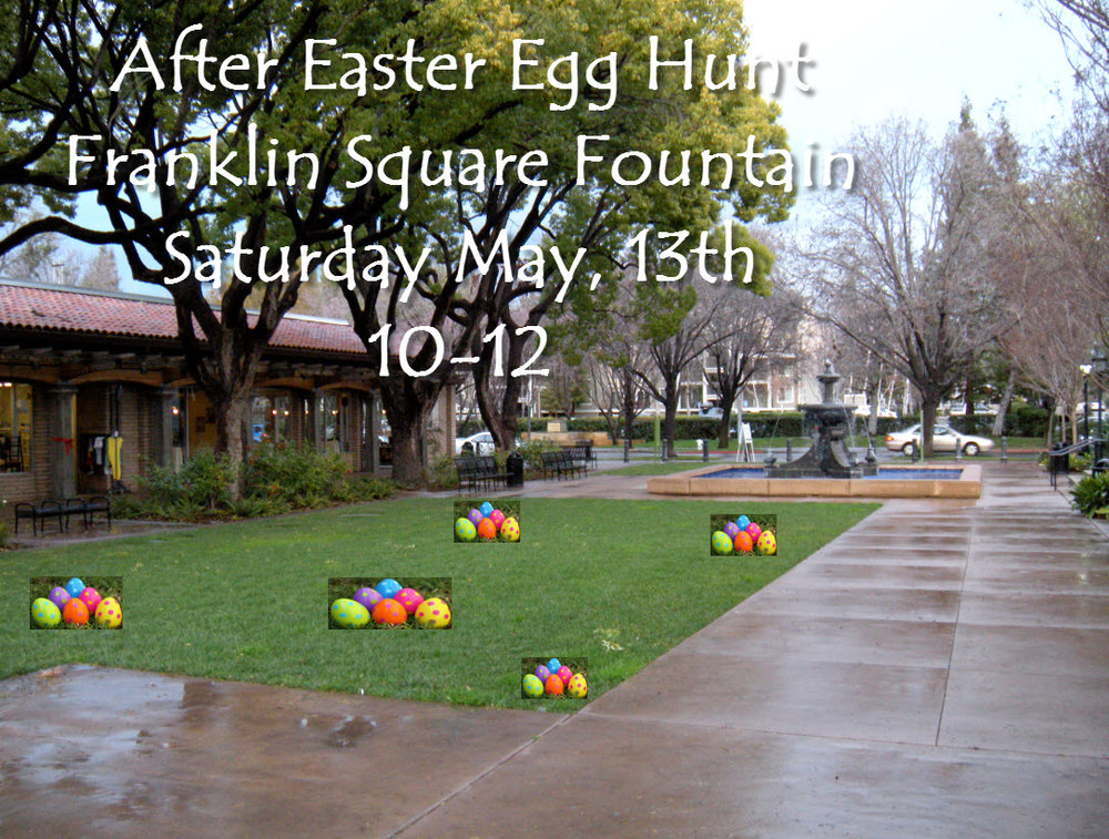 Well hidden Easter Eggs at Franklin Mall