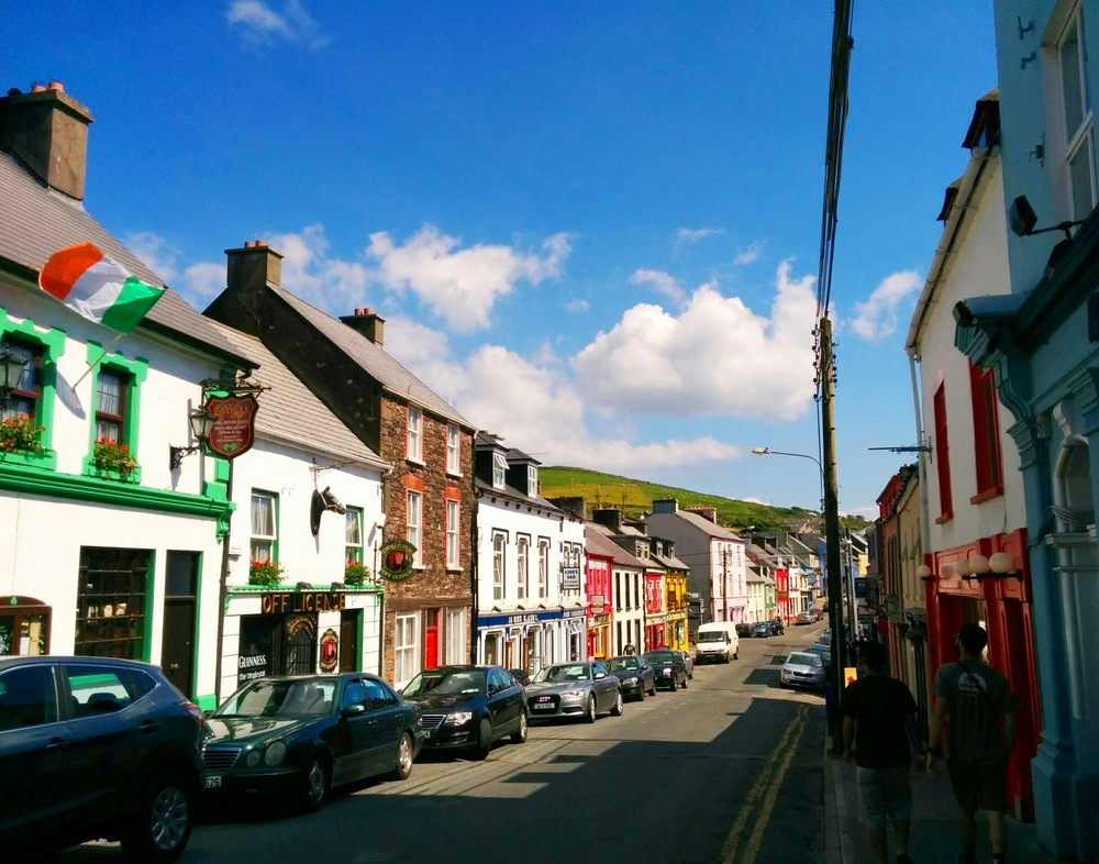 Main St, Dingle, Co. Kerry