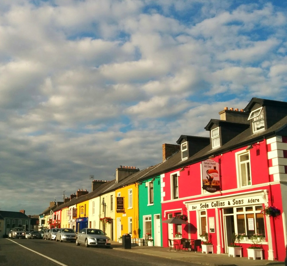 Main St, Adare, Co. Limerick