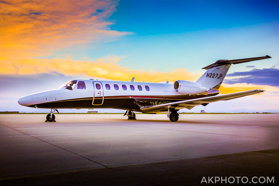 Commercial Airplane Photography 1