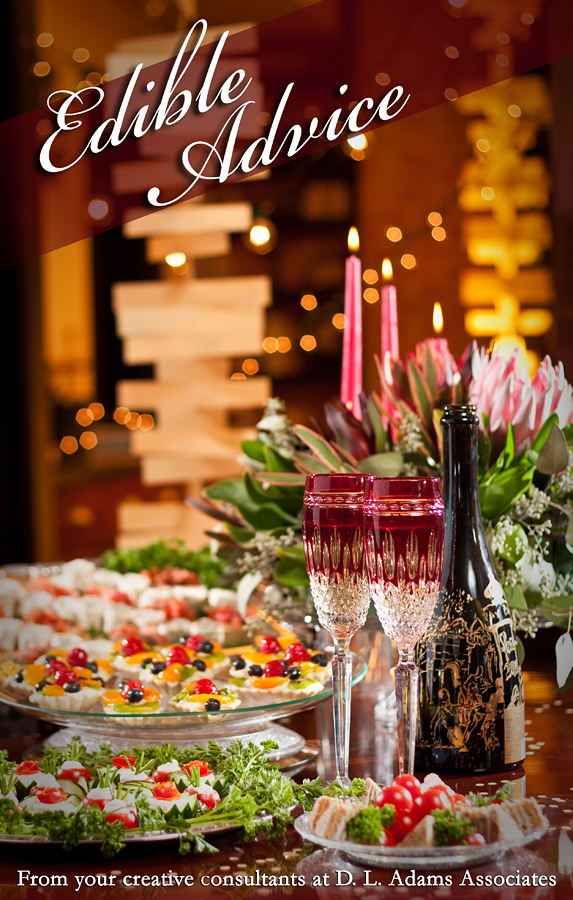 D.L. Adams Associates Inc, Holiday Cookbook Cover (AKPHOTO Commercial Photography in Denver)