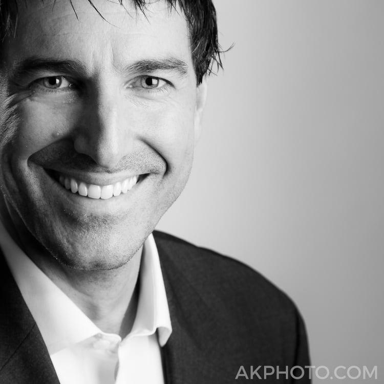 Denver Black and White Executive Headshots
