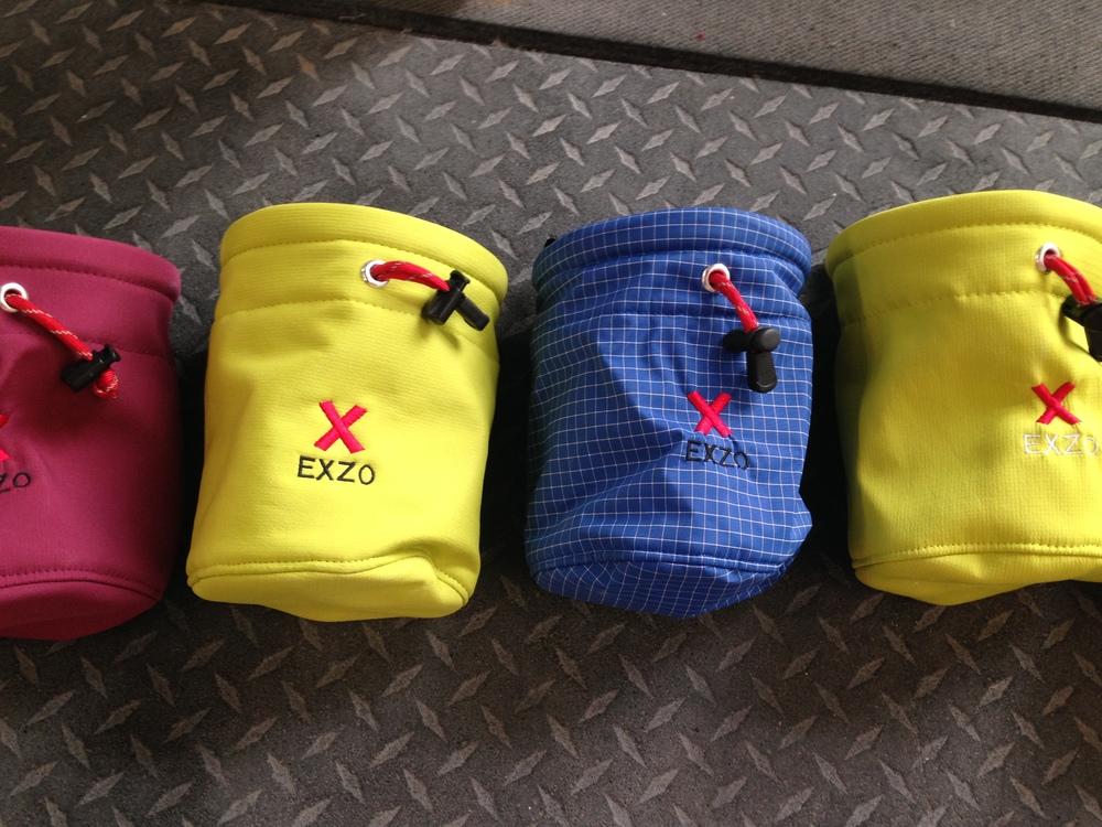 Exzo Chalk Bags