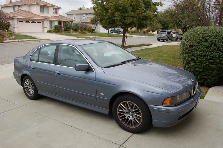 Clunkertest BMW I CLUNKERTURE - 2002 bmw 530i engine