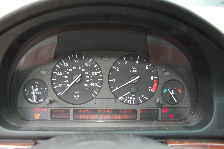 motor bmw 530i 2002