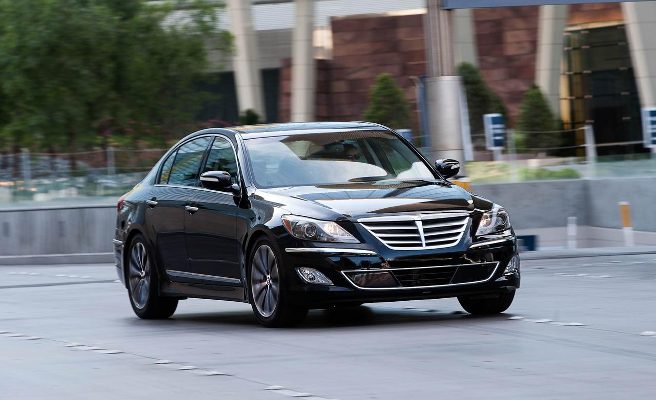 The Hyundai Genesis 5.0 R-Spec Is The Most Underrated Car On Sale —  CLUNKERTURE