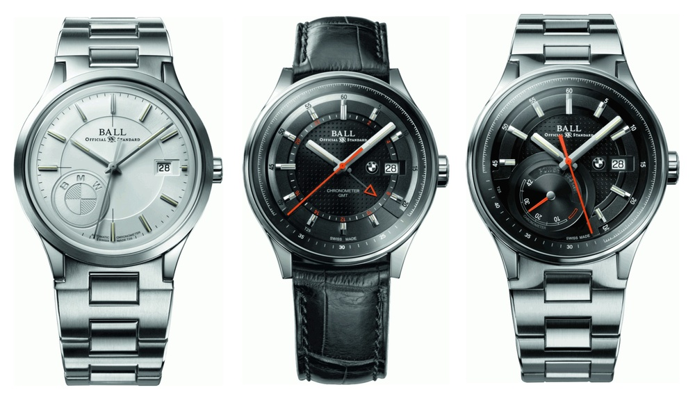 Image credit Ball Watch Company.