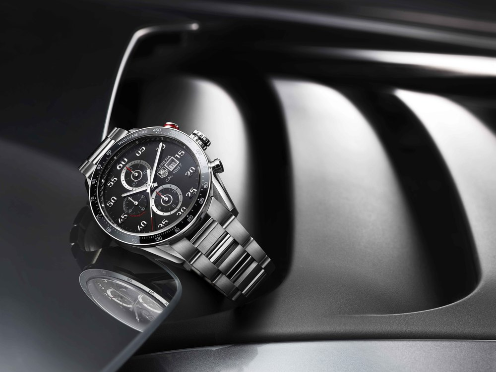 Image courtesy TAG Heuer.