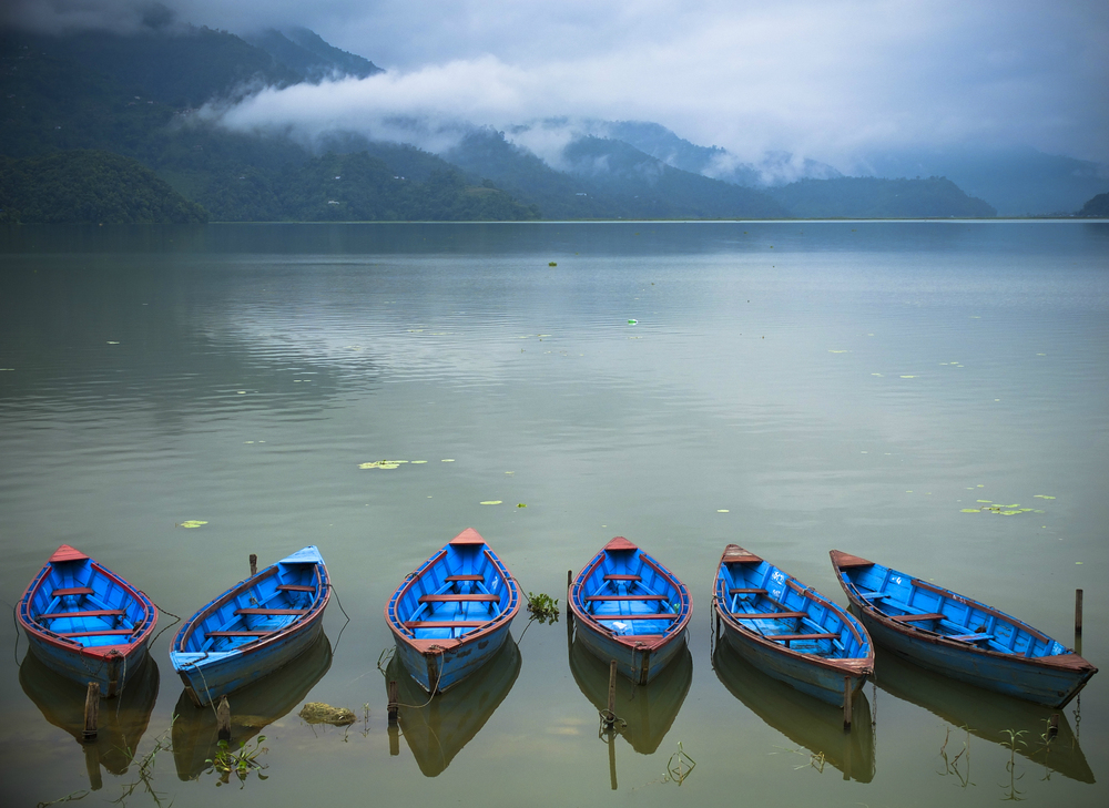 Lake Phewa.