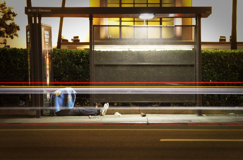 U.S Homeless busstop lights.jpg