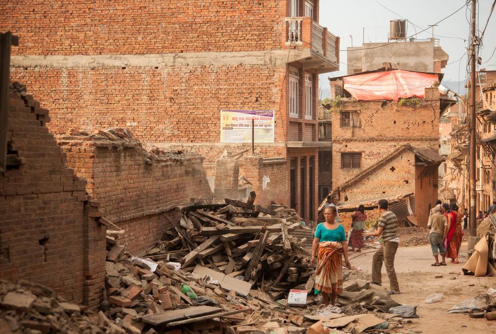 Bhaktapur Locals.