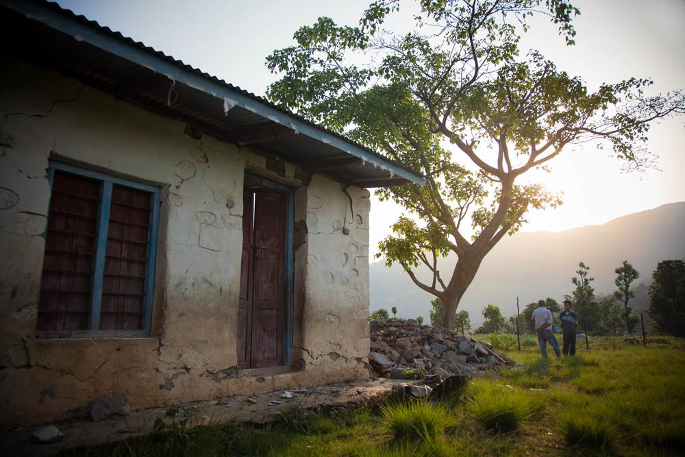 Gorkha Sunrise.