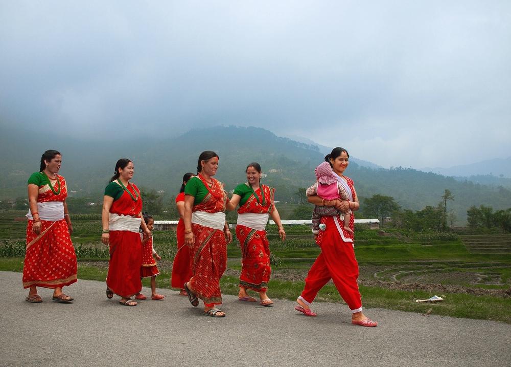 The Rice Festival.