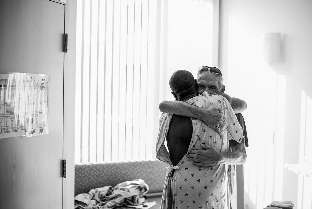 Hospital Visit.