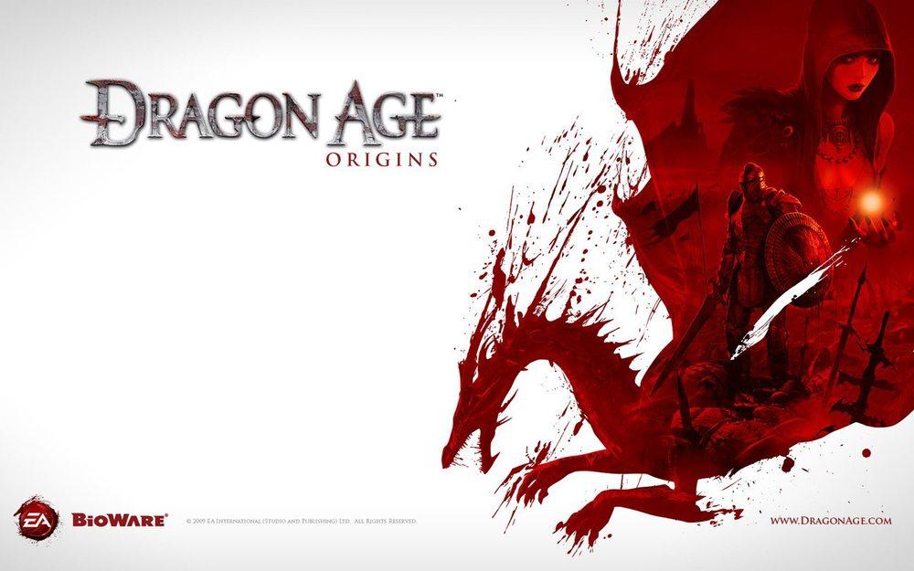 Dragon Age DVD Cover