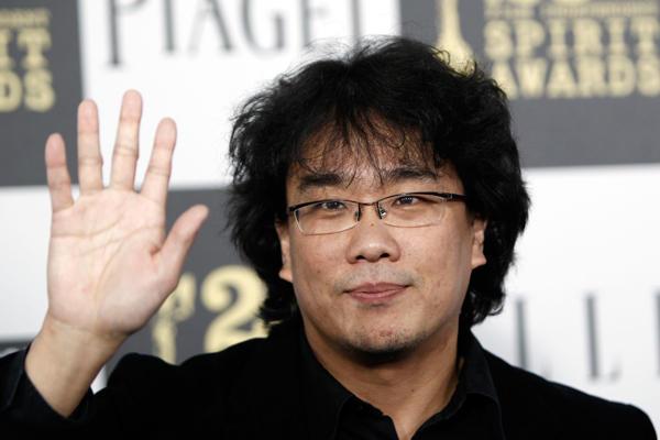 Joon Ho Bong korean director portrait