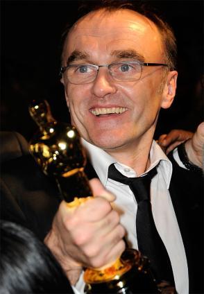 Danny Boyle portrait