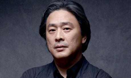 Chan Wook Park korean film director