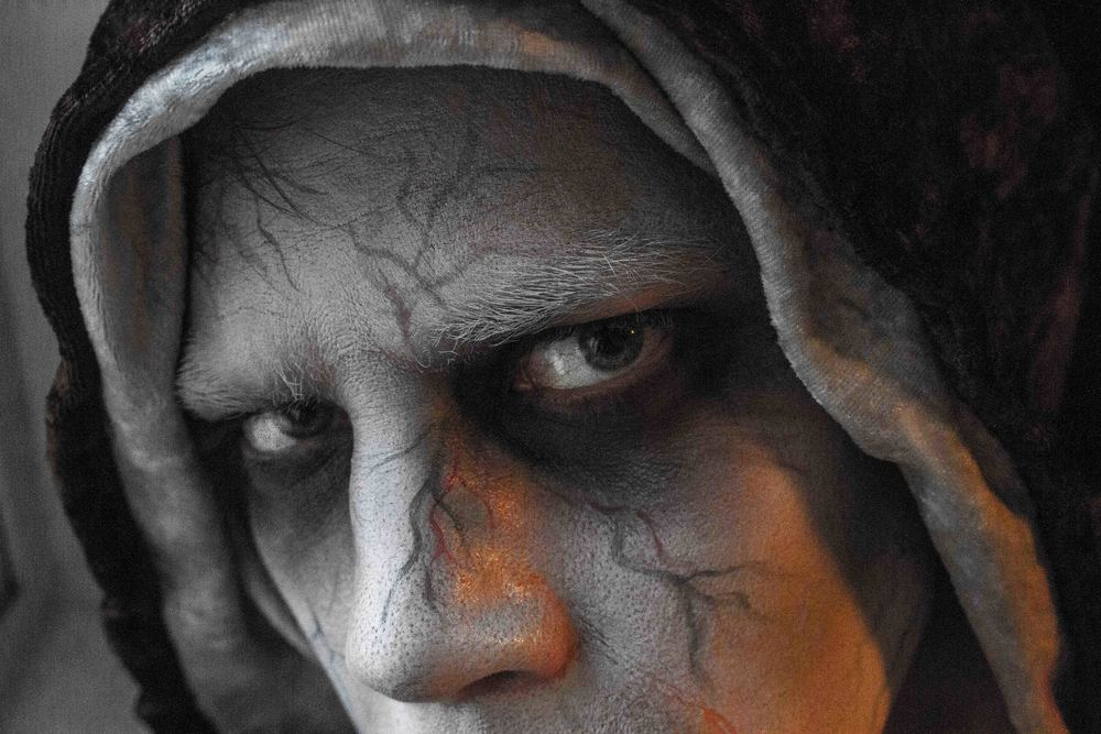 Kyle Rea Dark Lord Fantasy Portrait