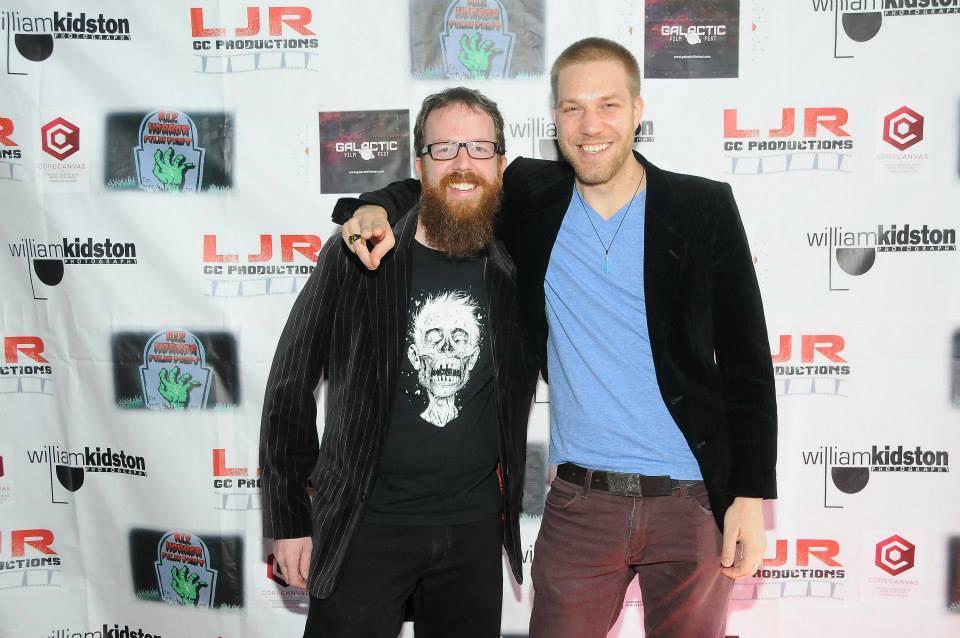 Brad Palmer and Kyle Rea