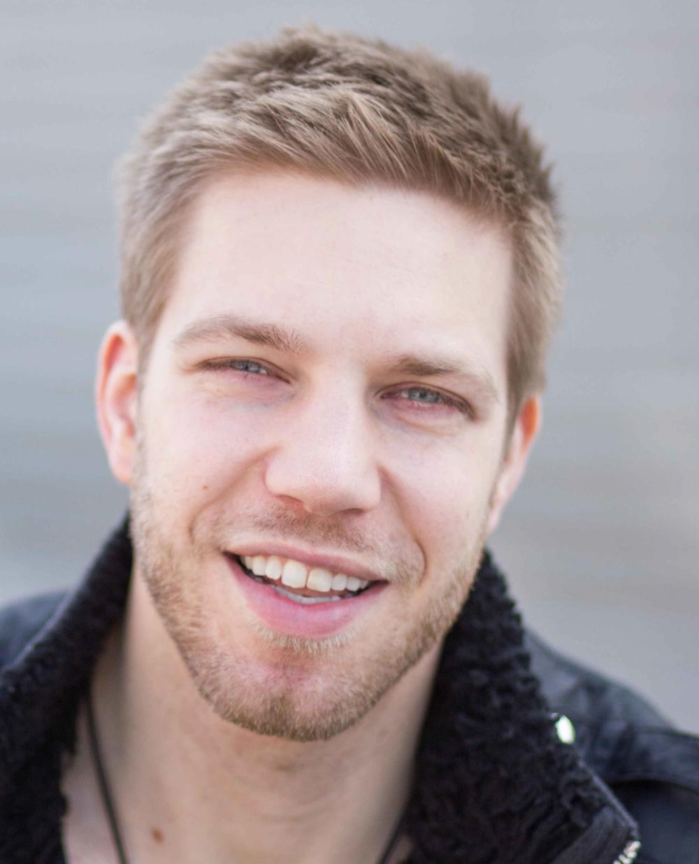 Kyle Rea Portrait - Oren Rehany