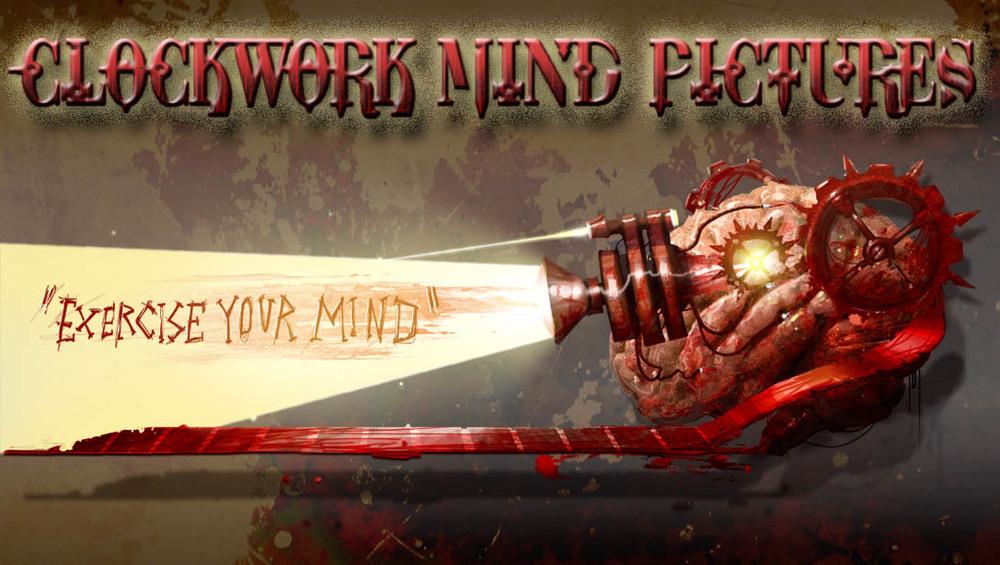 Clockwork Mind Pictures Logo