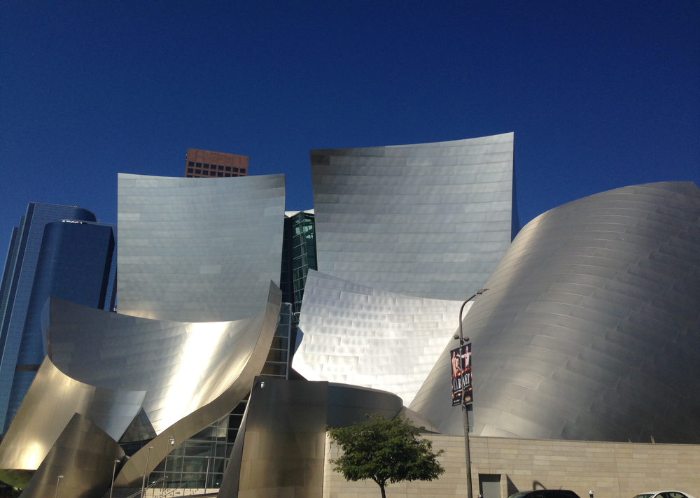 Disney Concert Hall - Kyle Rea Photography - cREAtive Castle Studios 1