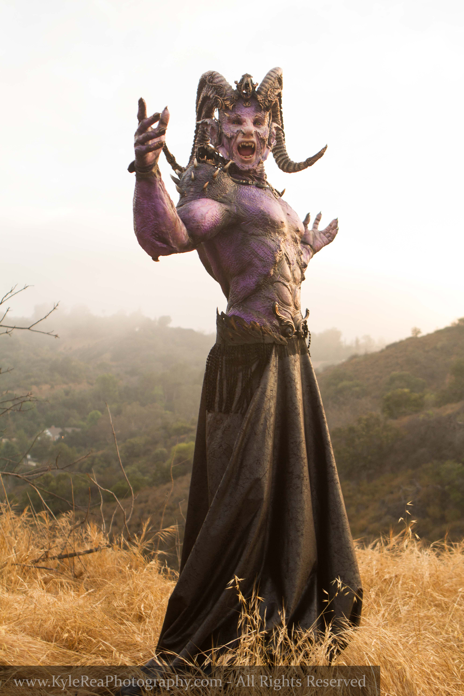 The Hollywood Demon - Kyle Rea Photography - cREAtive Castle Studios