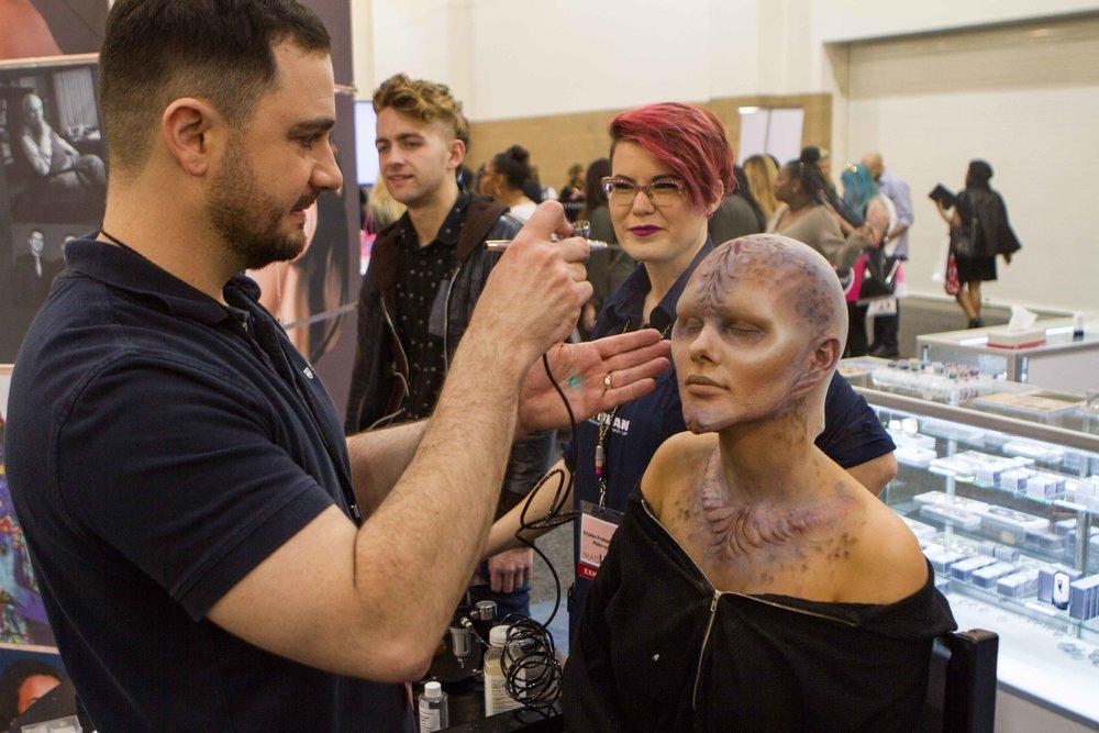 IMATS 2017 - Special Effects Makeup (www.KyleReaArt.com - www.KyleReaPhotography.com) 3.jpg
