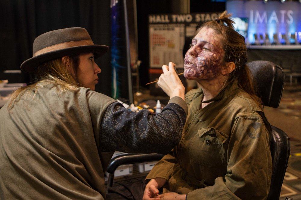 IMATS 2017 - Special Effects Makeup (www.KyleReaArt.com - www.KyleReaPhotography.com) 35.jpg