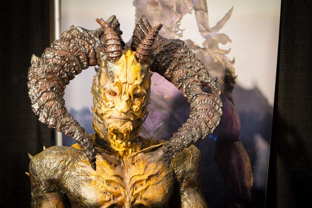 IMATS 2017 - FX Creator Josef Rarach & Vlad Taupesh Fantasy Special Effects Makeup (www.creativecastlestudios.com:fx-creator - www.KyleReaArt.com - www.KyleReaPhotography.com) 27.jpg