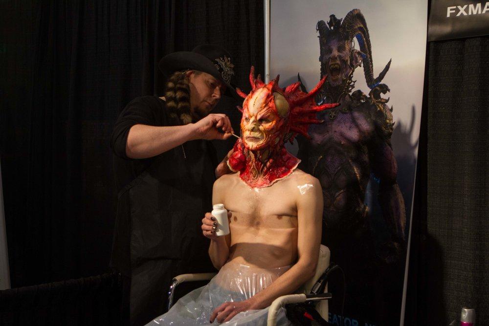 IMATS 2017 - FX Creator Josef Rarach & Vlad Taupesh Fantasy Special Effects Makeup (www.creativecastlestudios.com:fx-creator - www.KyleReaArt.com - www.KyleReaPhotography.com) 34.jpg