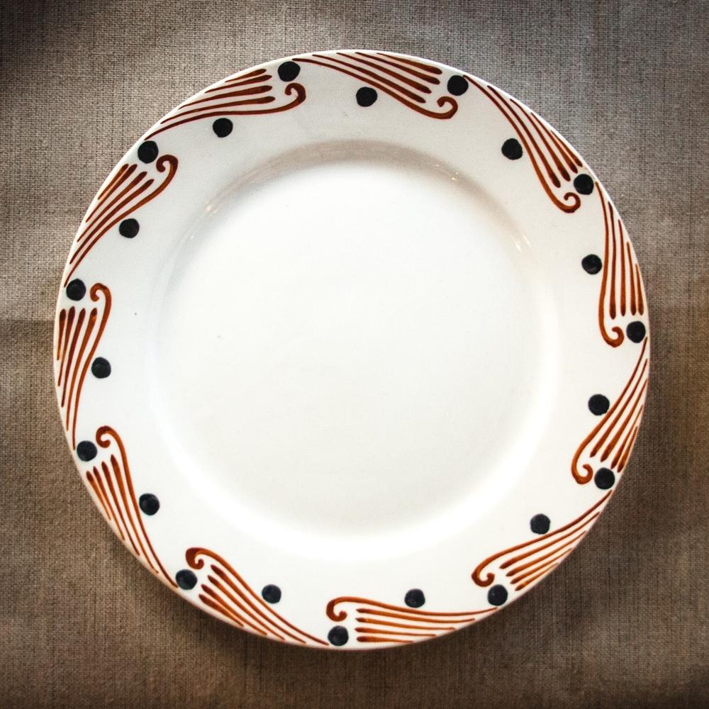 ASSIETTES - plates