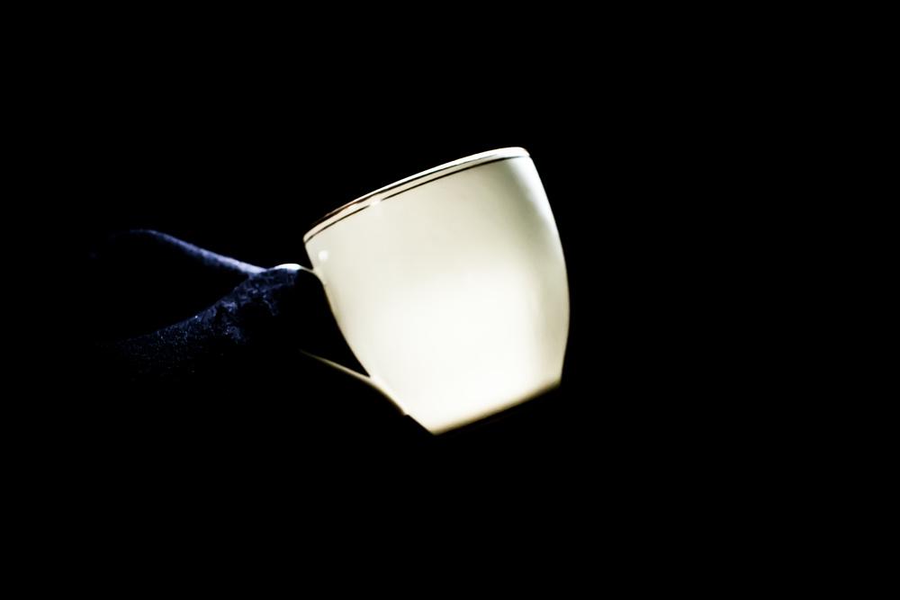 Tasse café Legrand - porcelaine de Limoges - 1911-1924