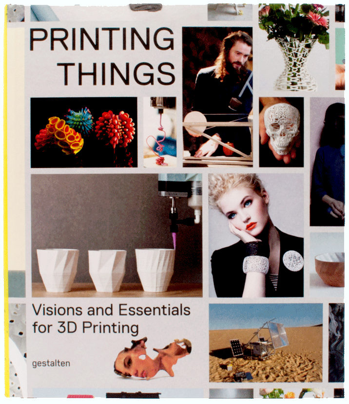 Image result for printing things book