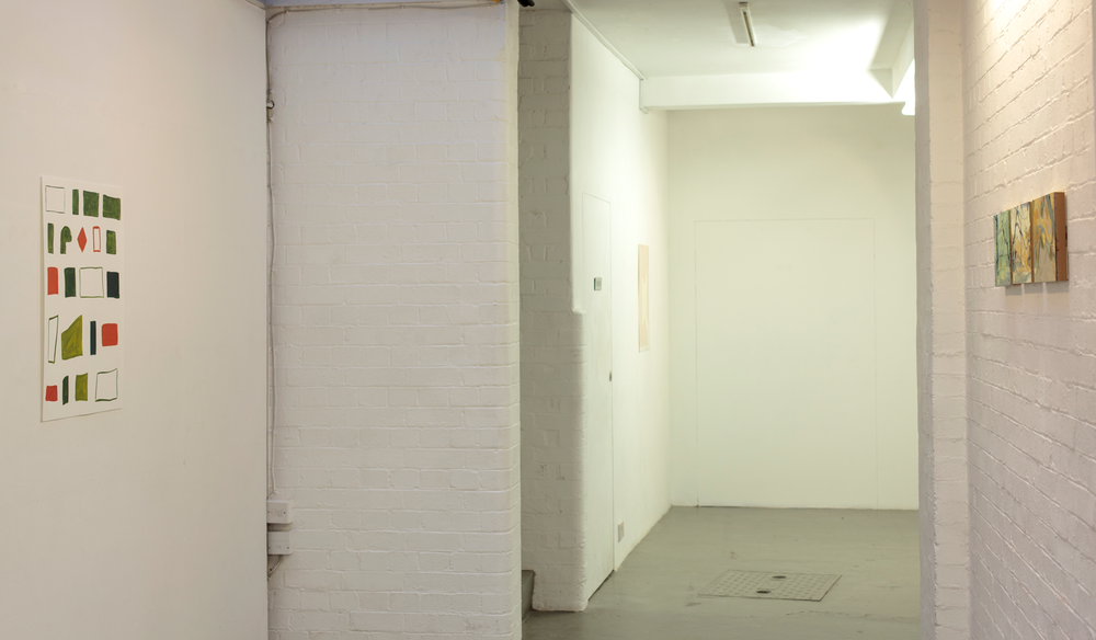 Lonely Long Feet - Sara Kerry Jessica Wilson  Curated by Peter Ashton Jones  Standpoint Gallery, London  2015