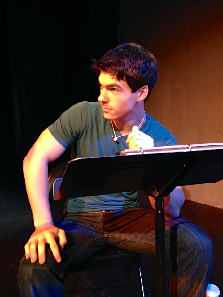 "Richard, ""Hunter Gatherers"", A Staged Reading"