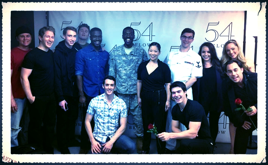 Performers: Songs from Deployed at 54 Below