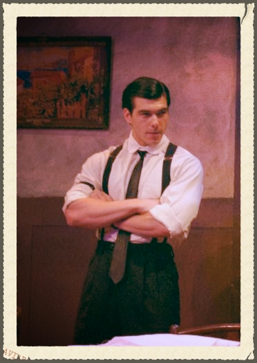 "The Attic Theater's ""Strictly Dishonorable""/Giovanni"
