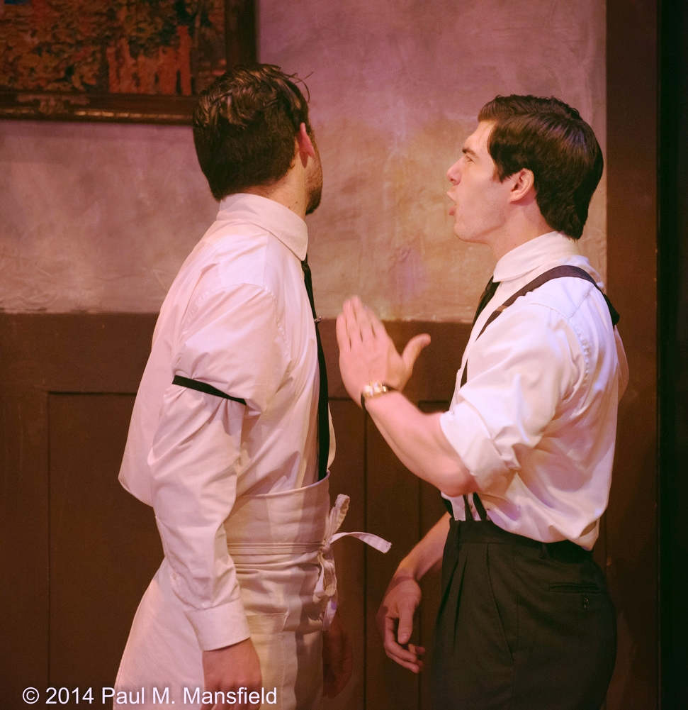 "Giovanni & Mario (Ryan Trout), ""Strictly Dishonorable"""